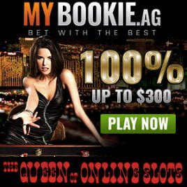 MyBookie Casino 100% Signup Bonus