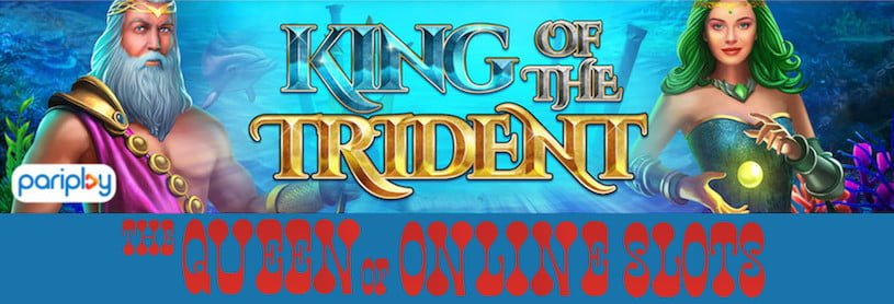 Pariplay Releases King of the Trident Slots