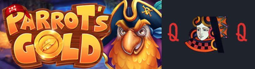 Parrot's Gold Slots Launched by Pariplay