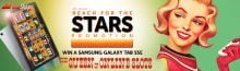 Reach for the Stars Promotion at WildSlots