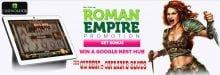 Roman Empire Promotion at CasinoLuck
