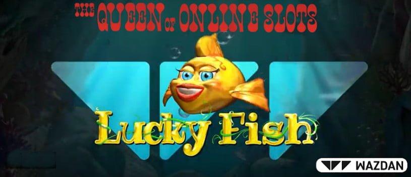 Wazdan Releases Lucky Fish Slots