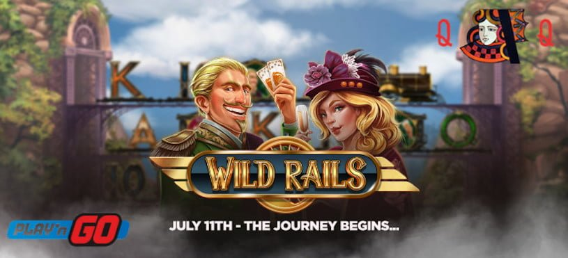 Wild Rails Slots Released by Play'n Go