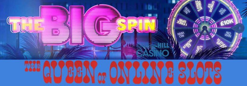 Grab Great Gobs of Goodies with the Big Spin Promo from William Hill